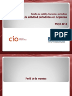 Resultados FOPEA 2014
