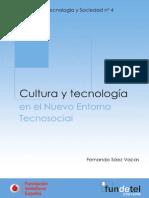 Cultura y Tecnologia