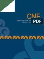 Proyecto Educativo Nacional, Balance y Recomendaciones