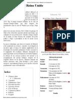 Eduardo VII Del Reino Unido - Wikipedia, La Enciclopedia Libre