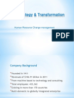 IBM Change Management