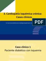 3 Cardiopatia Isquemica Cronica Casos Clinicos