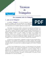 Tecnicas de Triangulos