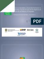 Entorno Saludable y Desarrollo Territorial