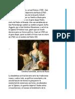 biografia Catalina la grande.docx