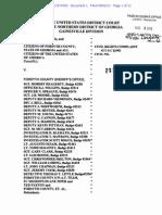 Dennis Marx federal suit 080313