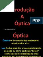 Introdução a Optica