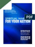 Spiritual Warfare for Your Nation