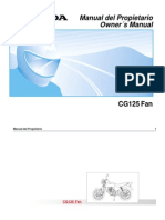 MP Owners Manual CG125 Fan - D2203-MAN-0375