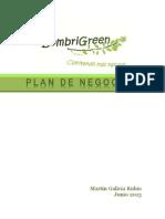 Plan de Negocios LombriGreen