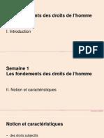 Droits de l'Homme - Slides_semaine1