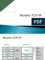 ComDatos - Modelo TCP-IP