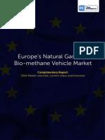 Europe's Natural Gas and bio-methane vehicle market.pdf