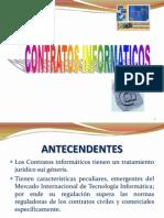 Clase Contratos Informaticos 2013 II