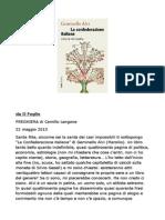 GM AlviLaConfederazioneItaliana Recensioni