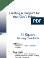 Creating a blue print