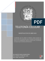 Investigacion de Telefonia de Celular en Mexico