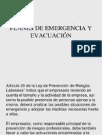 Unidad 10 Plan de Emergencia y Evacuacion A