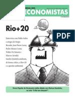 Jornal Dos Economistas- Maio 2012