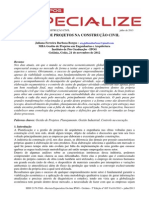 Artigo Gestão de Projetos IPOG