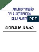 Layout Banco