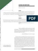 Leituras Em Competição Roberto Schwarz