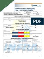 HDS Gas Butano
