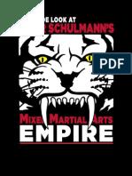 An Inside Look at Tiger Schulmann's Mixed Martial Arts Empire