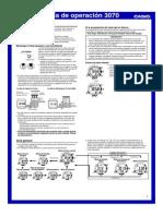 Manual Casio Protrec 1300