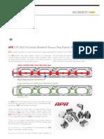 APR 2.0T (EA113) Intake Manifold Runner Flap Delete (RFD)™ System