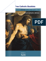 Two Free Catholic Booklets