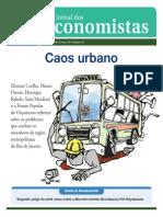 Jornal Dos Economistas- Maio 2014