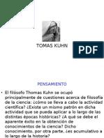 TOMAS KUHN
