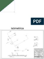 Layout de Incêndio - Isométrico