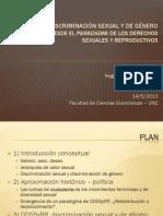 Ppt_PAS-FCE Rabbia Discriminación Sexual y de Género