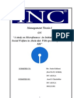 Management Thesis-1 On
