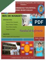 Mix de Marketing Grupo 6