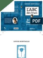L-ABC Des Trucs - Louise Robitaille