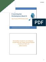 Pembelajaran Abad21 Slide