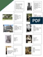 Art History Sheet 3 Test 2