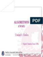 Unidad 6 - Grafos