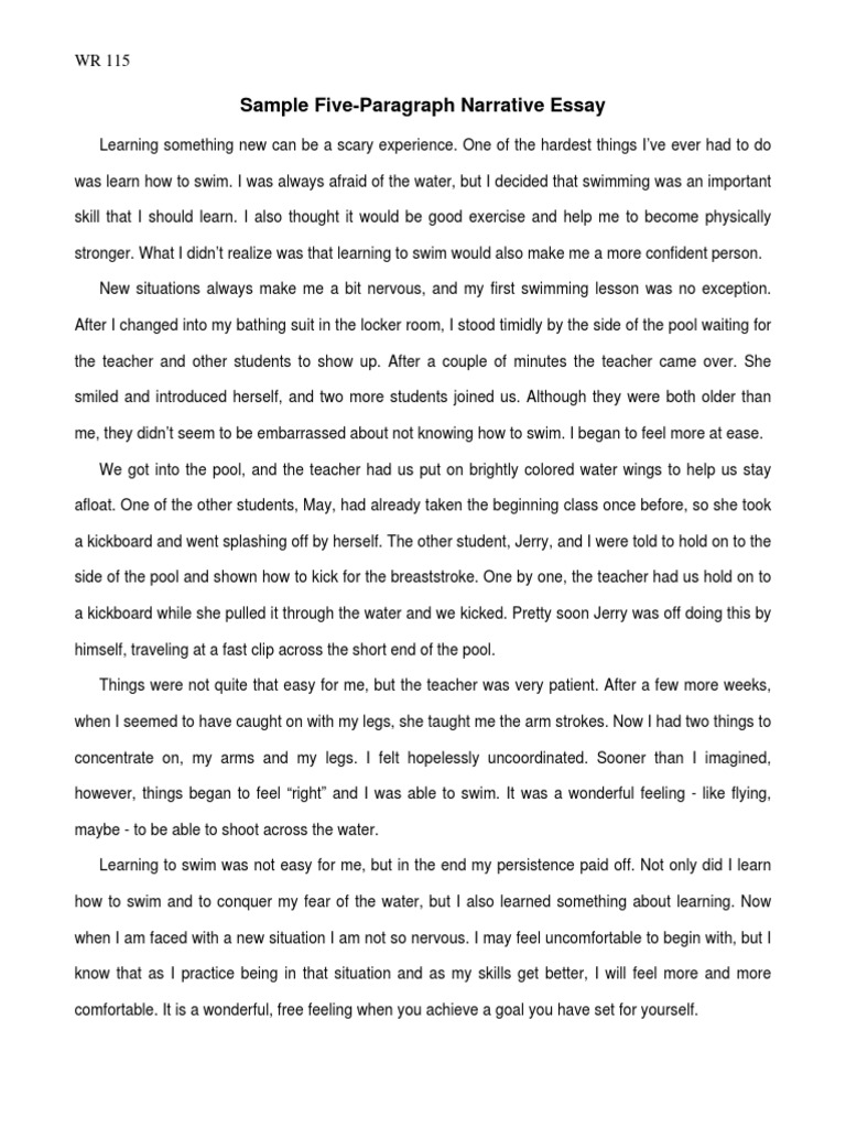 first paragraph of narrative essay paryavaran bachao essay in sample narrative essay essays paragraph 1507971938 sample narrative essay