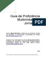 Guia de Proeficiência Multimidia Para Jornalistas