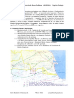 Plan de Exploración de Rocas Fosfáticas 2012