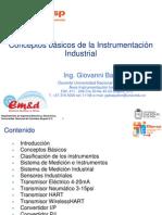 1. Generalidades de Instrumentacion Industrial