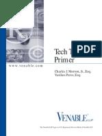 Tech Transfer Primer