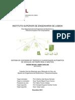 Portugal --- Sistema de Contagem de Tráfego e Classificação Automática