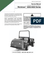Toro Workman Service Manual