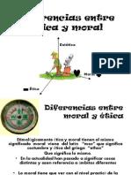 Diferencias Entretica y Moral