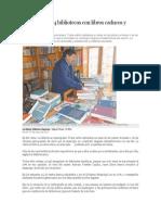 ElAlto Tiene 24 Bibliotecas Con Libros Caducos y Pocos Lectores